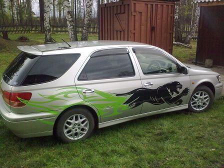Toyota Vista Ardeo 2003 - отзыв владельца