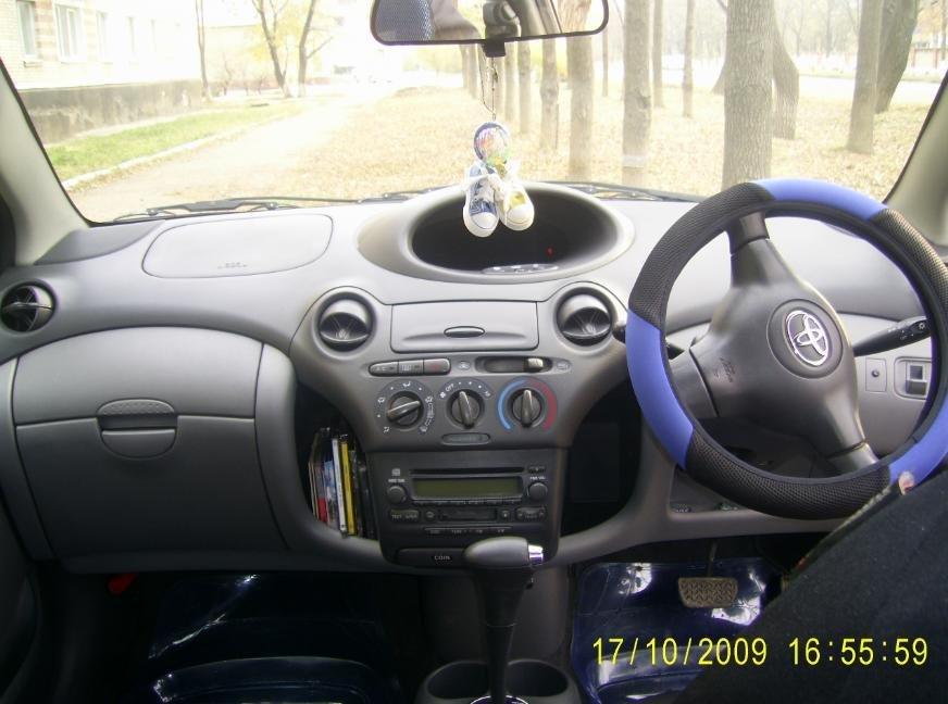 тойота витц фото 2002
