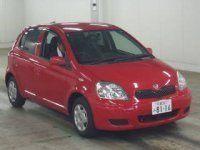 Toyota Vitz 2003 отзыв автора   Дата публикации 18.08.2008.
