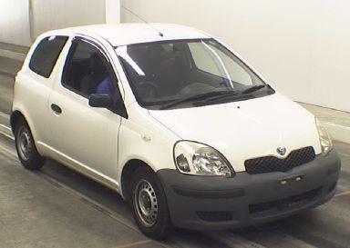 Toyota Vitz 2002 отзыв автора | Дата публикации 28.11.2009.