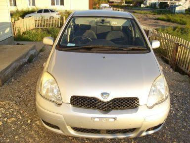 Toyota Vitz 2003 отзыв автора   Дата публикации 31.08.2010.