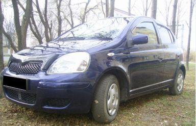 Toyota Vitz 2002 отзыв автора | Дата публикации 08.10.2010.