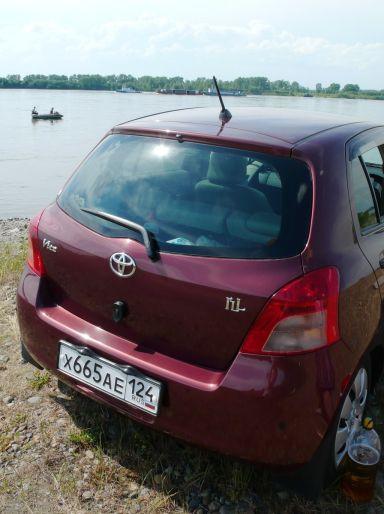 Toyota Vitz, 2005