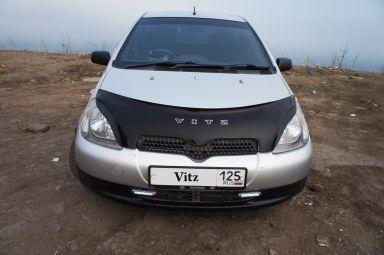 Toyota Vitz 2000 отзыв автора | Дата публикации 04.04.2013.
