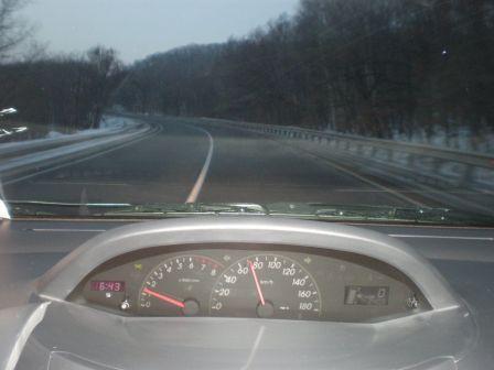 Toyota Vitz 2006 - отзыв владельца