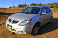 Toyota Voltz, 2003