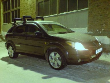 Toyota Voltz 2002 отзыв автора | Дата публикации 18.01.2007.