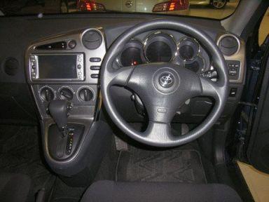 Toyota Voltz 2002 отзыв автора | Дата публикации 28.11.2007.