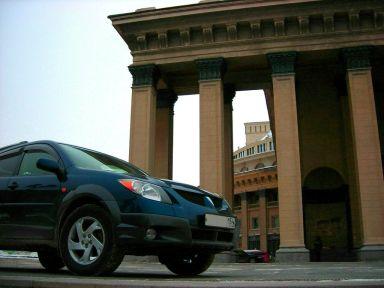 Toyota Voltz 2002 отзыв автора | Дата публикации 05.04.2012.