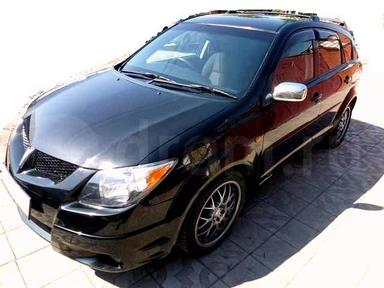 Toyota Voltz 2002 отзыв автора | Дата публикации 22.07.2012.