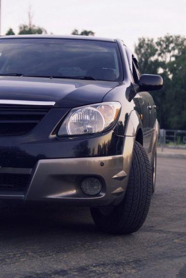 Toyota Voltz 2002 отзыв автора | Дата публикации 16.11.2012.