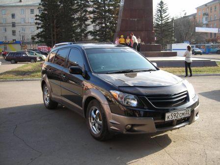 Toyota Voltz 2002 - отзыв владельца