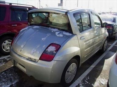Toyota WiLL Vi, 2000