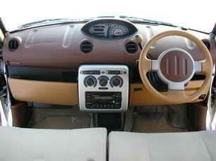 Toyota WiLL Vi 2000 - отзыв владельца