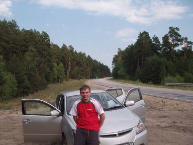 Toyota WiLL VS, 2002