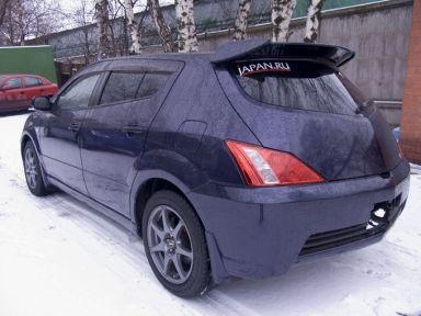 Toyota WiLL VS 2001 отзыв автора | Дата публикации 06.12.2005.