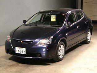 Toyota WiLL VS 2004 - отзыв владельца