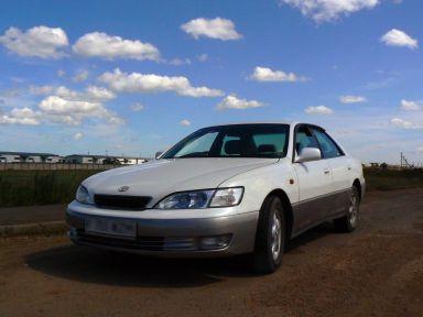 Toyota Windom 1997 отзыв автора | Дата публикации 27.07.2010.