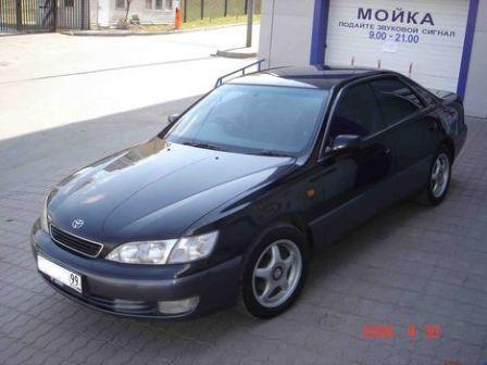 Toyota Windom 1997 - отзыв владельца