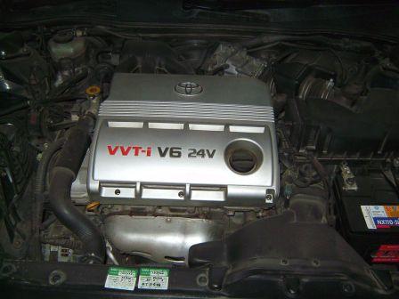 Toyota Windom 2004 - отзыв владельца