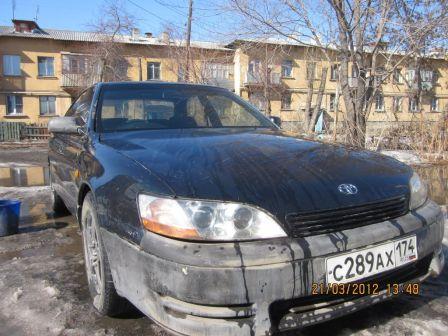 Toyota Windom 1994 - отзыв владельца
