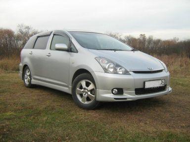 Toyota Wish, 2003
