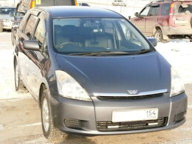 Toyota Wish, 2004
