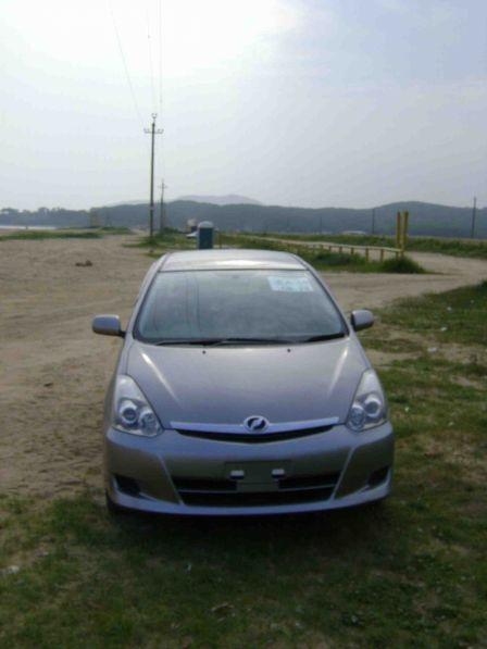 Toyota Wish 2007 - отзыв владельца