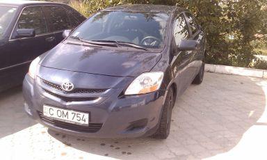 Toyota Yaris 2008 отзыв автора | Дата публикации 25.12.2010.