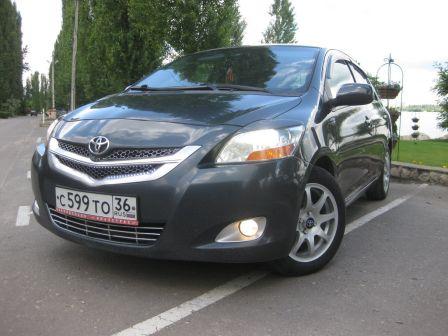 Toyota Yaris 2007 - отзыв владельца