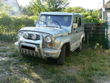 УАЗ 3151 1973 - отзыв владельца