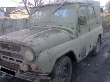 УАЗ 3151 1990 - отзыв владельца