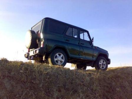 УАЗ 3151 2008 - отзыв владельца