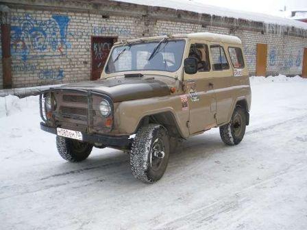 УАЗ 3151 1984 - отзыв владельца