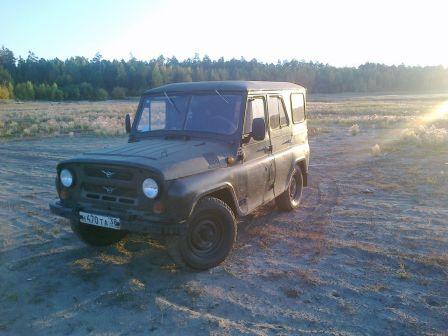 УАЗ 3151 1991 - отзыв владельца