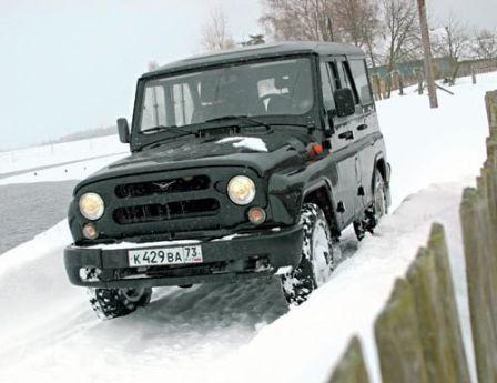 УАЗ 469  - отзыв владельца