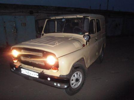 УАЗ 469 1988 - отзыв владельца