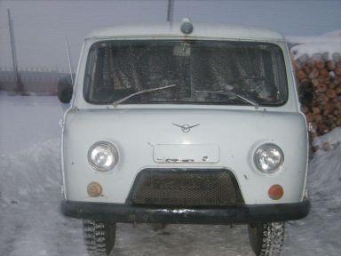 УАЗ Буханка, 1983