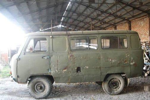 УАЗ Буханка 1983 - отзыв владельца