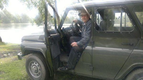 УАЗ Хантер 2012 - отзыв владельца