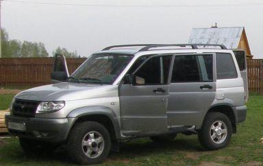 УАЗ Патриот, 2010