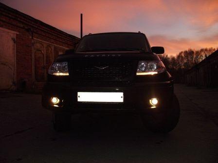УАЗ Патриот 2011 - отзыв владельца