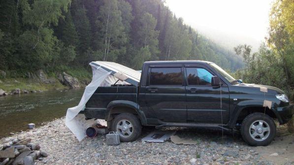 УАЗ Пикап 2012 - отзыв владельца