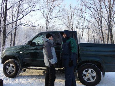 УАЗ Патриот Пикап 2011 - отзыв владельца