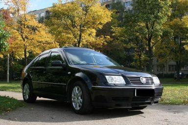 Volkswagen Bora 2001 отзыв автора | Дата публикации 27.01.2008.