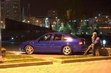Volkswagen Bora 2001 отзыв автора | Дата публикации 19.02.2008.