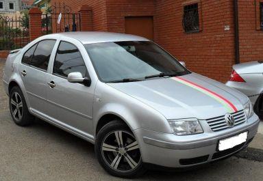 Volkswagen Bora 2001 отзыв автора | Дата публикации 13.11.2010.
