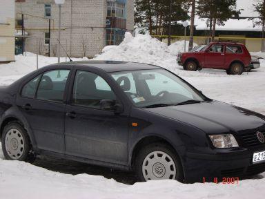 Volkswagen Bora 2001 отзыв автора | Дата публикации 09.03.2011.