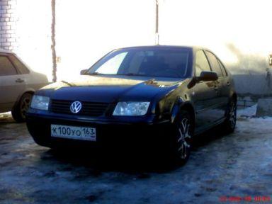 Volkswagen Bora 2001 отзыв автора | Дата публикации 20.03.2011.