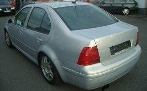Volkswagen Bora 1999 - отзыв владельца